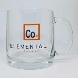 Glass Elemental Mug